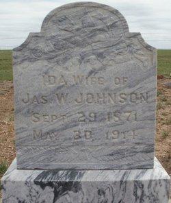 Ida <i>Love</i> Johnson
