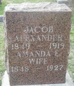 Amanda E. <i>Moore</i> Alexander