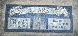 Francis <i>Mecham</i> Clark