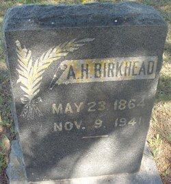 A. H. Birkhead