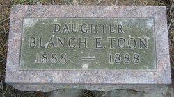 Blanch E. Toon