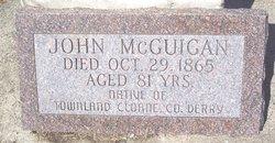 John McGuigan