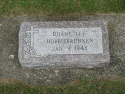 Duane Lee Hobbiebrunken