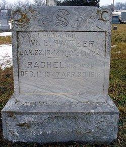 William B Switzer
