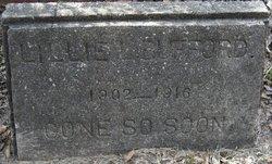 Lillian Lee Lillie Bufford