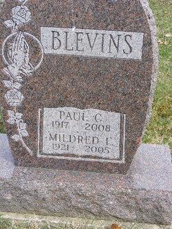 Mildred L Millie <i>Pursley</i> Blevins