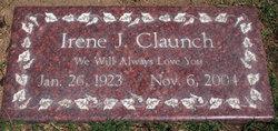 Irene J Claunch