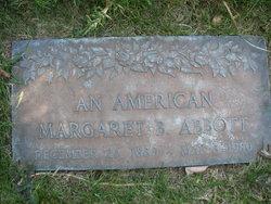 Margaret B. Abbott