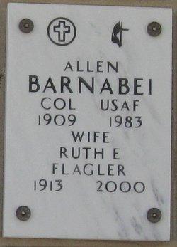 Ruth E <i>Flagler</i> Barnabei