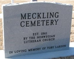 Meckling Cemetery