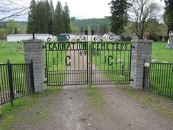 Carnation Cemetery