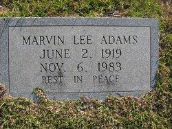 Marvin Lee Adams