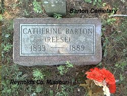 Catherine <i>Reese</i> Barton