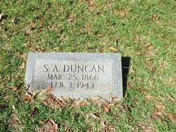Susan Abagale Abbie <i>Spence</i> Duncan