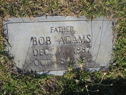 James Robert Bob Adams