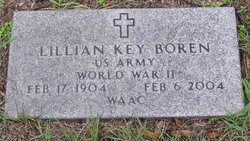 Lillian <i>Key</i> Boren