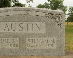 William M Austin