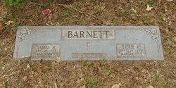 James M Barnett