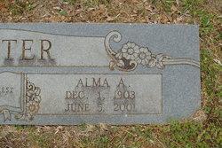 Alma Adell Carter