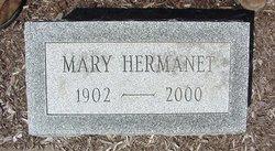 Mary <i>Lagasse</i> Hermanet