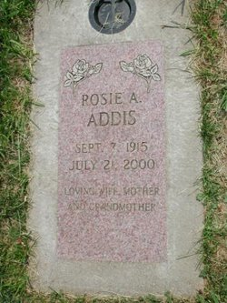 Rosie A. Addis