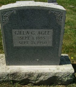Gilla G. Agee