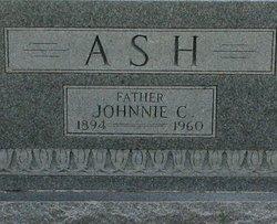 John Calvin Johnnie Ash