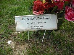 Carla Nell Henderson