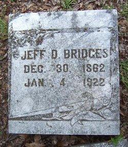 Jefferson Davis Bridges