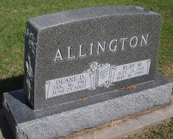 Duane D. Allington