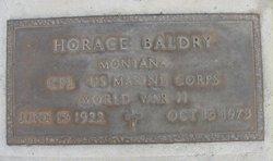 Horace Baldry