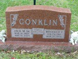 Jack Milton Conklin, Sr