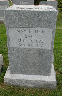 May <i>Lodge</i> Ball
