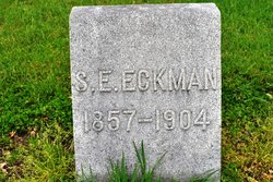 Sarah Elizabeth <i>Moyer</i> Eckman