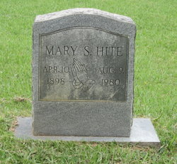 Mary Ellen <i>Smith</i> Hite