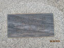 Quay Virginia <i>Bruce</i> Bowman
