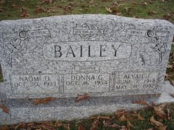 Naomi Alene <i>Offenbacker</i> Bailey