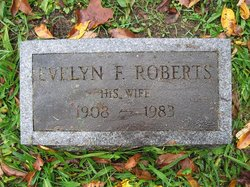 Evelyn Florence <i>Roberts</i> Gilman