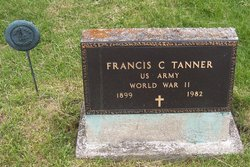 Francis C Tanner
