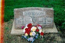 Leola Mae <i>Garrett</i> Davidson