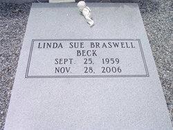 Linda Sue <i>Braswell</i> Beck