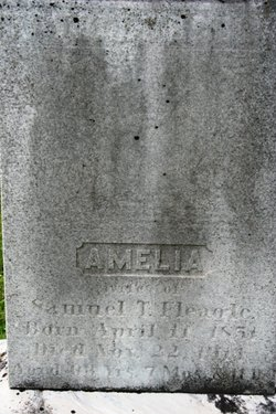 Amelia <i>Davidson</i> Fleagle