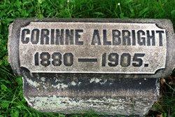 Corinne Albright