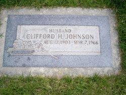 Clifford H. Johnson