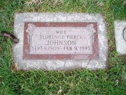 Florence <i>Pierce</i> Johnson