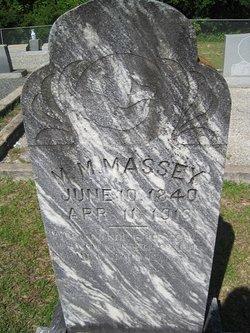 Monroe M Massey