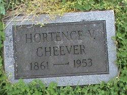 Hortense Virginia <i>Winkler</i> Cheever