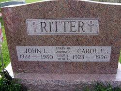 Carol Estella <i>Olson</i> Ritter