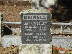 Mary Ellen <i>St. Clair</i> Bidwell