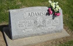 Frances E. Adamson